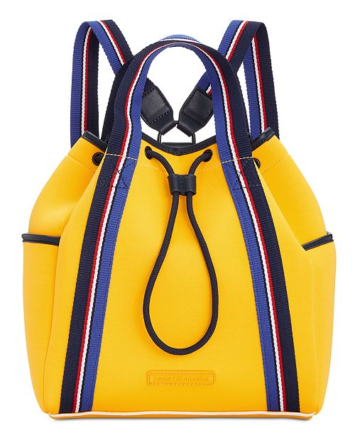 08a698a5 Tommy Hilfiger Derby Neoprene Backpack; Tommy Hilfiger Derby Neoprene  Backpack ...