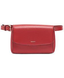 Paige Leather Belt Bag, Created for Macy's