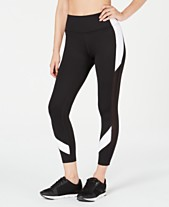 4b7de5a09f0b Calvin Klein Performance Colorblocked High-Waist Leggings