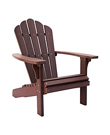 West Palm Adirondack Chair, Recycled Plastic