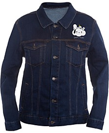 Collection- Men's Snoopy Graphic Trucker Jacket