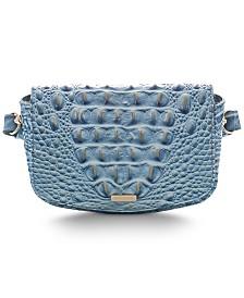 Brahmin Lil Melbourne Leather Belt Bag