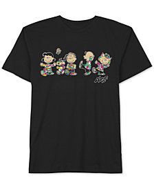 Peanuts Collection-Toddler & Little Boys Peanuts Gang Cotton Graphic T-Shirt