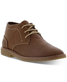 Kenneth Cole Little & Big Boys Chukka Mid-High Boots