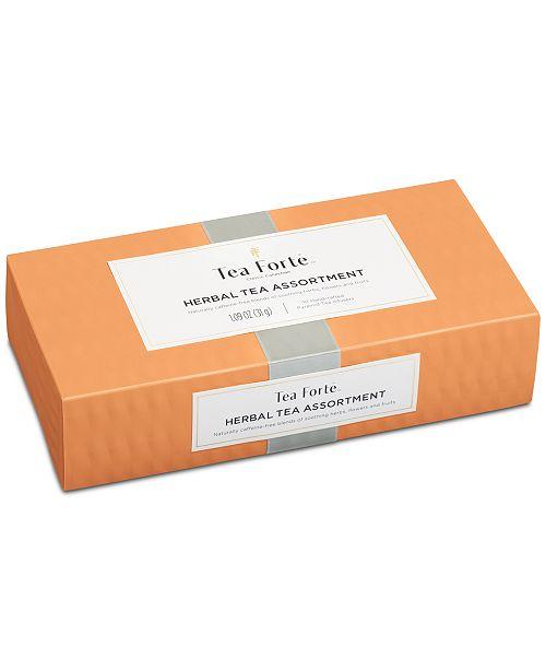 Tea Forte Herbal Petite Presentation Box Herbal