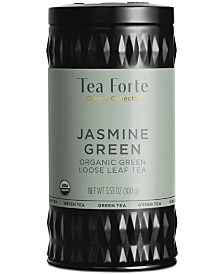 Tea Forte LTC Jasmine Loose-Leaf Green Tea