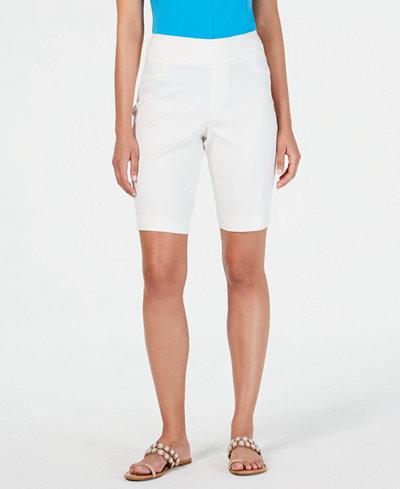 Thalia Sodi Pull-On Shorts, Created for Macy's