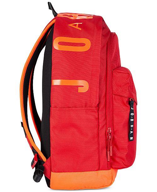 a10d7c65153945 Jordan Big Boys Air Patrol Backpack   Reviews - All Kids ...
