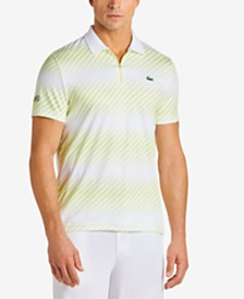 Lacoste Men's Logo Graphic Polo