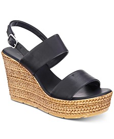 ZIGIny Soho Alexys Platform Wedge Sandals