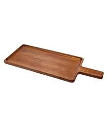 Godinger Wood Paddle Serving Tray