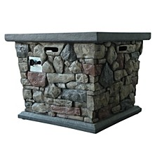 Carson Outdoor Fire Pit, Quick Ship
