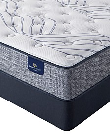 "Serta Perfect Sleeper Kleinmon II 11"" Firm Mattress Set - Queen Split"