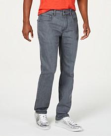 INC Men's Landon Slim Straight-Leg Jeans, Created for Macy's