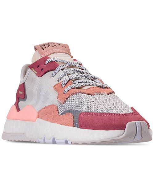 56f492b71 ... adidas adidas Women s Originals Nite Jogger Running Sneakers from  Finish ...