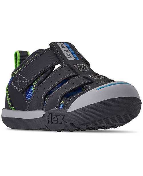 Skechers Toddler Boys' Flex Play Finish Line Athletic Shoes