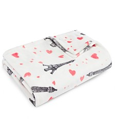 Betsey Johnson Ultra Soft Plush Throw