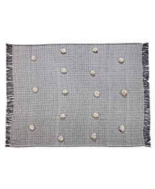 Puffed Up Throw Blanket