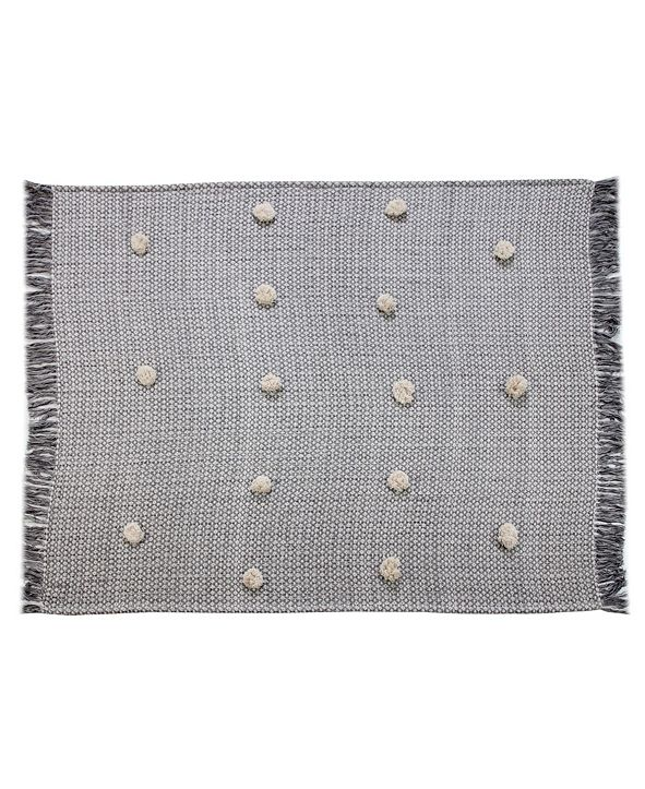 LR Resources Inc. Puffed Up Throw Blanket