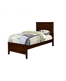 Eastport Twin Bed with Framing Details