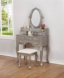 Frederick 3-Piece Vanity Set