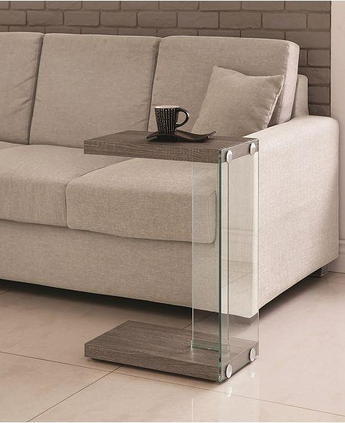 Coaster Home Furnishings Murray Sleek Accent Table
