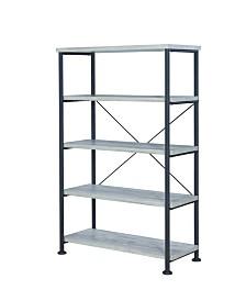 Beverly 4-Shelf Bookcase
