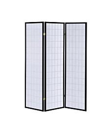 Alberto 3-Panel Folding Screen