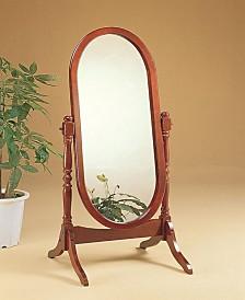 Abram Cheval Oval Mirror