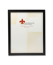 """Black Wood Picture Frame - Gallery Collection - 8"""" x 10"""""""
