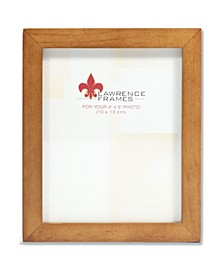 """766045 Nutmeg Wood Picture Frame - 4"""" x 5"""""""