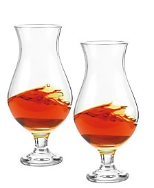 Qualia Glass Celtic Malt Glasses, Set Of 2