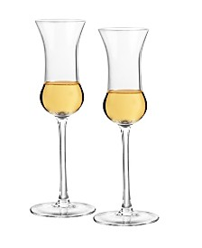Qualia Glass Gin Nosing Glasses, Set Of 2