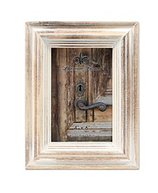 """White Wash Maple Picture Frame - 4"""" x 6"""""""
