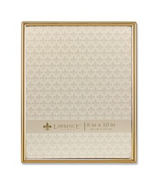 "Simply Gold Metal Picture Frame - 8"" x 10"""