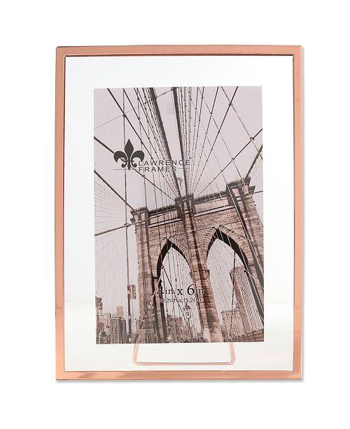 "Lawrence Frames Garett Copper Metal Float - 4"" x 6"""