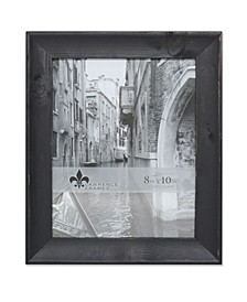 "Whitney Black Wood Frame - 8"" x 10"""