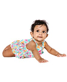 Masala Baby Girls Zoe One Piece Mosaic