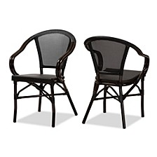 Artus Outdoor Dining Chair, Quick Ship