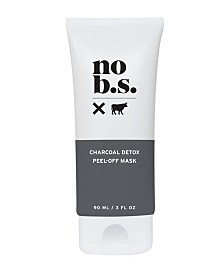 No BS Charcoal Detox Peel-Off Mask