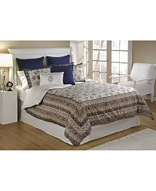 Spectrum Home Isabelle Comforter Set - Queen