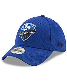 New Era Montreal Impact On Field 39THIRTY Cap