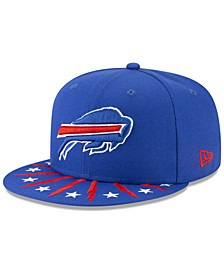 Little Boys Buffalo Bills Draft 59FIFTY Fitted Cap
