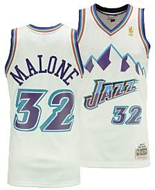 Mitchell & Ness Big Boys Karl Malone Utah Jazz Hardwood Classic Swingman Jersey