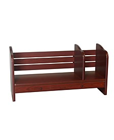 Products Renaissance Desktop Bookcase with Drawer