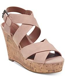 Keffie Wedge Sandals
