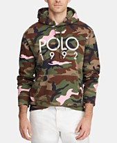 18204169b7c Polo Ralph Lauren Mens Hoodies   Sweatshirts - Macy s