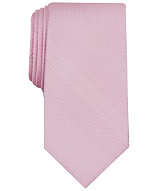 Club Room Men's Micro Dot Tie, Created for Macy's