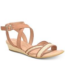 Born Cascade Dress Sandals