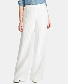 Lauren Ralph Lauren Wide-Leg Pants